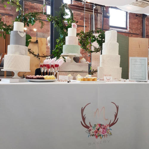 M Bakery Chosen Wedding Spring Fair 2018